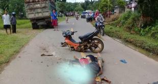 Niat Ingin Mengambil Bansos Langsung Tunai (BST) Suami Istri Kecelakaan Hingga Tewas - Detik Borneo