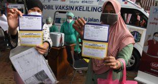 DKI kerahkan Mobil keliling di Ibu Kota Guna Percepat Vaksinasi - Detik Borneo