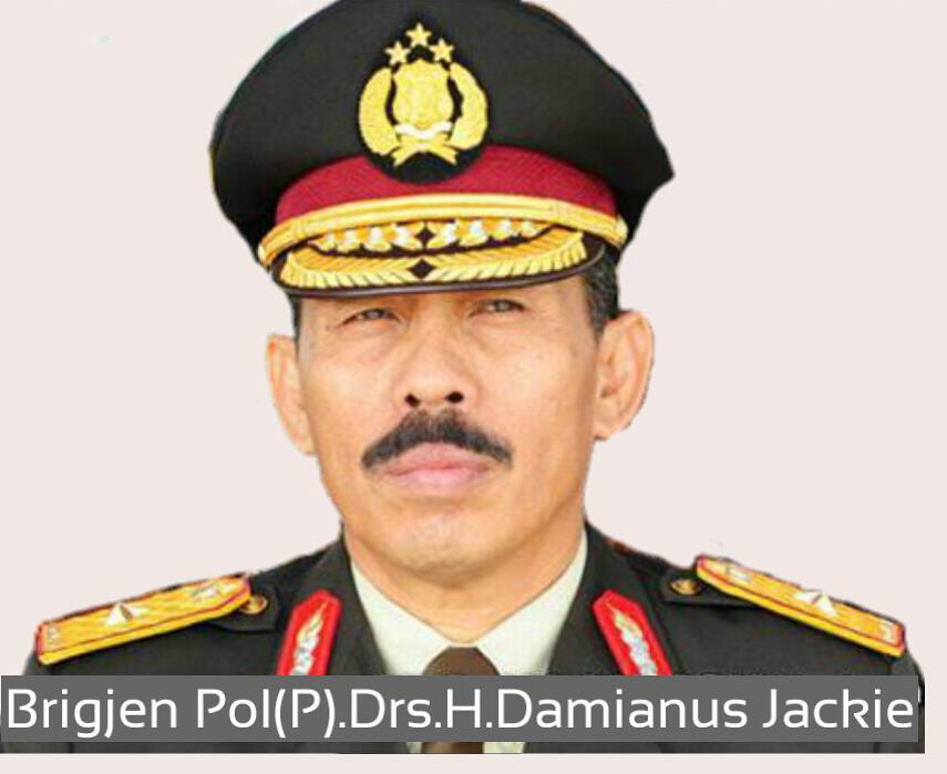 Brigjen Pol (P).Drs.H Damianus Jackie Mendukung DAD Mempawah Atas Keputusan Sanksi Hukum Adat & Tuntutan Penjara